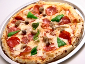 I LOVE PIZZA 成田店 〒286-0033 千葉県成田市花崎町846 クワハラビル1F