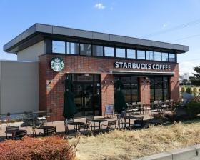Starbucks ベイシア富里店