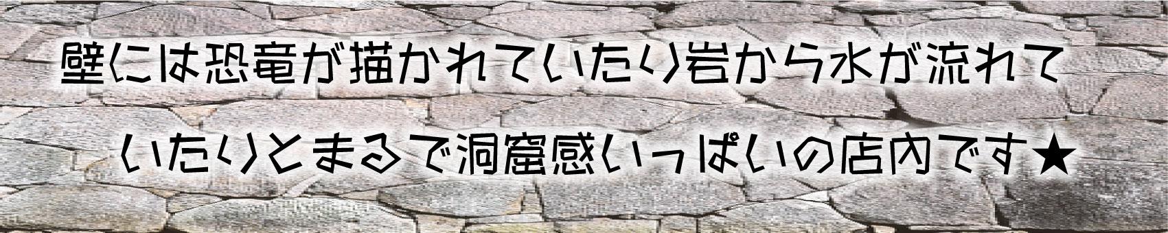 洞窟ダイニング MAMMOTHCAVE (マンモスケイブ) 〒286-0033 千葉県成田市花崎町538 はやしビル2F
