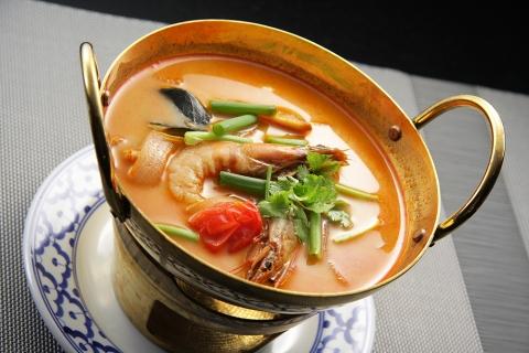 タイレストラン Dear Sherry 〒286-0034 成田市馬橋1-18 ウエルストン2F スープ
