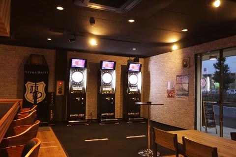 ATTIC Derts & Sports 〒286-0041 千葉県成田市飯田町2-92